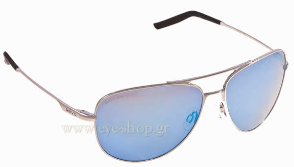 07d0a25eae Γυαλια Ηλιου Revo Windspeed-3087 3087 07 Polarized Krystal ArCoated size 61  Τιμή  203