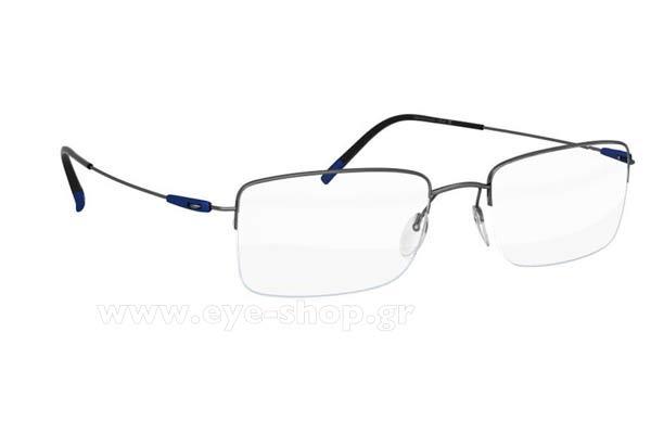 9a2f866582 Οπτικά Γυαλιά οράσεως Silhouette 5496 6500 size 53 Τιμή  231