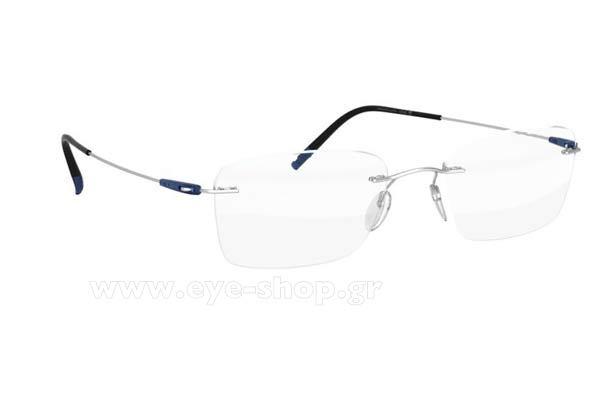 e029ea416e Οπτικά Γυαλιά οράσεως Silhouette 5500 AV 7000 size 53 Τιμή  231