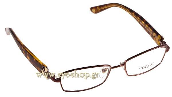 04c599a5ba Οπτικά Γυαλιά οράσεως Vogue 3765B 811 size 52 Τιμή  98