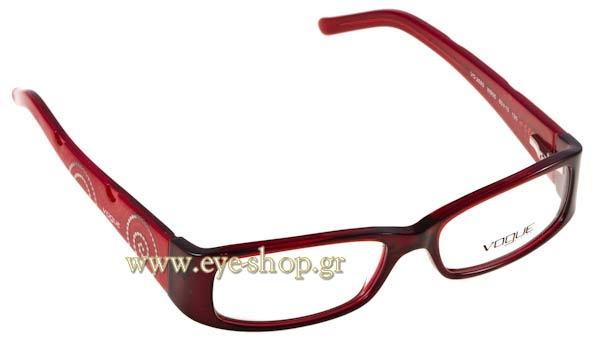 e9b6244cd7 Οπτικά Γυαλιά οράσεως Vogue 2593 W905 size 50 Τιμή  83