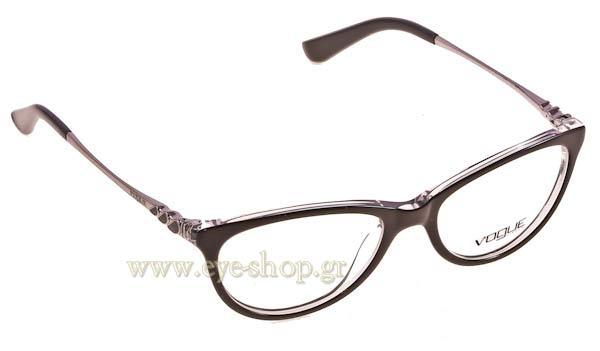 c5c385b5bc Οπτικά Γυαλιά οράσεως Vogue 2766 W827 size 50 Τιμή  84