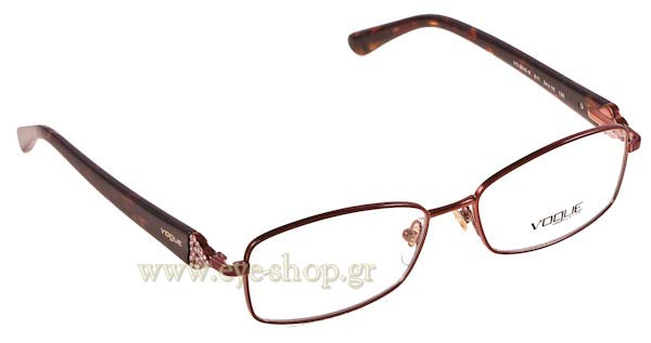 c291f5a4b0 Οπτικά Γυαλιά οράσεως Vogue 3845B 811 size 54 Τιμή  94