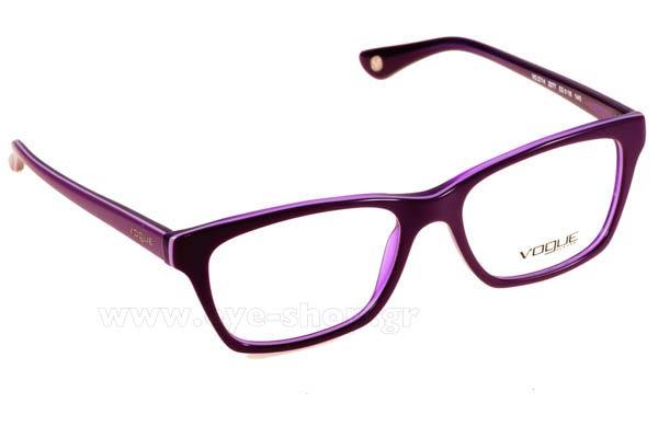 31fdf4db44 Οπτικά Γυαλιά οράσεως Vogue 2714 2277 size 52 Τιμή  72