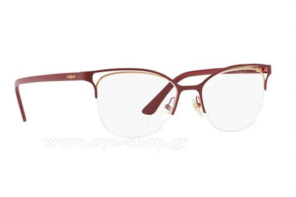 6d489c4a56 Οπτικά Γυαλιά οράσεως Vogue 4087 5085 size 51 Τιμή  79