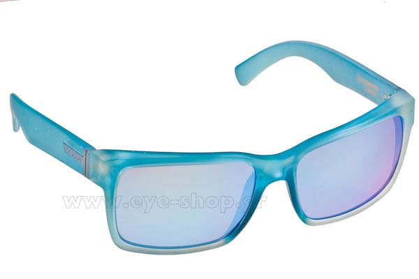 c4884a6e42 Γυαλια Ηλιου Von-Zipper Elmore-VZSU79 VZ Brainblast Sky Blue Satin - Sky  Metallic