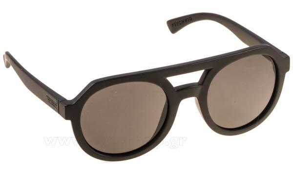 07a931faed Γυαλια Ηλιου Von-Zipper PSYCHWIG BKS Black Satin Grey size 52 Τιμή  95