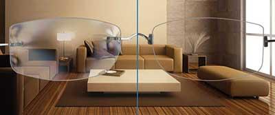 Φακοί γυαλιών οράσεως ψηφιακοί High definition  94cc9f26b39