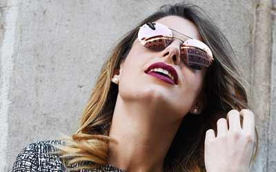 Γυαλιά ηλίου 2019 Τάση  5  Τα Aviators 95e893036b7